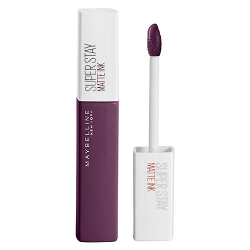 Купить Помада для губ MAYBELLINE SUPER STAY MATTE INK тон 110 жидкая матовая, ФРАНЦИЯ/ FRANCE