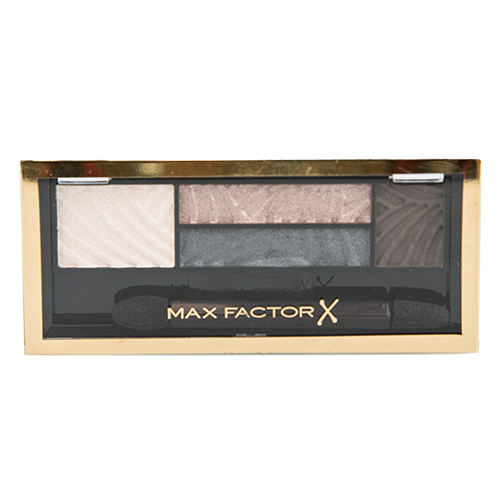 Тени для век `MAX FACTOR` SMOKEY EYE DRAMA KIT тон 02 (lavish onyx)