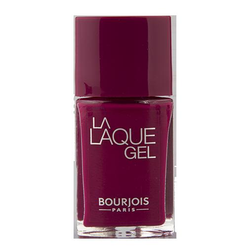 Лак для ногтей `BOURJOIS` LA LAQUE GEL тон 10 10 млЛаки<br>Новый лак с эффектом гелевого маникюра Bourjois La Laque Gel!<br>Сочные и яркие оттенки, удобная кисточка, повторяющая форму ногтя и предотвращающая стекание лака: желобки на черенке кисточки позволяют набрать достаточное количество лака и предотвратить стекание лака.<br>Парижский шик теперь на твоих ногтях!<br>