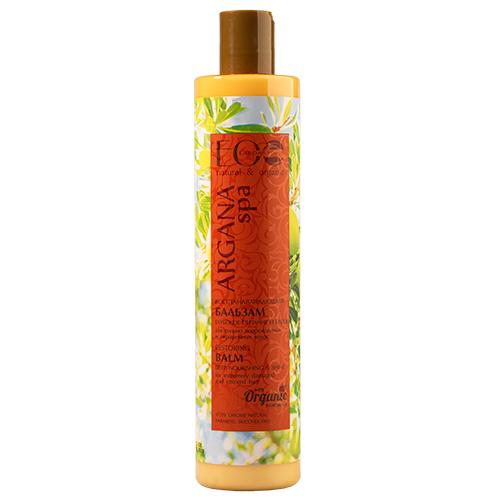 Купить Бальзам для волос EO LABORATORIE ARGANA SPA Глубокое питание и блеск восстанавливающий 350 мл, РОССИЯ/ RUSSIA
