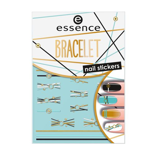 Наклейки для ногтей ESSENCE BRACELET