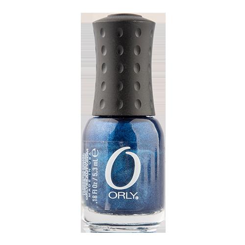 Мини-лак для ногтей `ORLY` тон 653 (Witch`s Blue) 5,3 млЛаки<br>Коллекция мини-лаков для ногтей ORLY – это палитра оттенков на любой случай и для любого настроения, станут верными помощниками мастера маникюра в создании невероятных нейл-шедевров и помогут продчекнуть индивидуальный стиль каждого конкретного клиента. Стильный маникюр и профессиональный уход за ногтями<br>