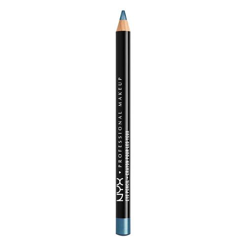 Карандаш для глаз NYX PROFESSIONAL MAKEUP SLIM EYE PANCIL тон 910 Satin BlueКарандаши<br>Устойчивый карандаш мягкой текстуры. Огромное разнообразие оттенков позволяет воплотить в жизнь любую makeup фантазию!<br>
