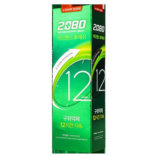 Паста зубная 2080 DENTAL CLINIC Свежесть дыхания 120 гЗубные пасты<br>Эффективно очищает поверхность зубов и освежает дыхание на 12 часов. Витамин Е поддерживает здоровье десен. Содержит антибактериальный растительный компонент из коры березы (бетулин).<br>