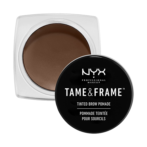 Помада для бровей NYX PROFESSIONAL MAKEUP TAME & FRAME BROW POMADE тон 02 Choco
