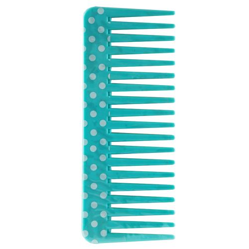 Гребень для волос `LADY PINK` LIMITED в горошекРасчески<br>Гребень с редкими щубьями не повреждаем волосы и кожу головы. Идеально подходит для расчесывания сухих и мокрых волос.<br>