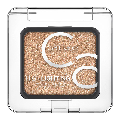 Тени для век `CATRICE` HIGHLIGHTING EYESHADOW тон 050