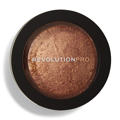 Купить Хайлайтер для лица REVOLUTION PRO SKIN FINISH тон golden glare, СОЕДИНЕННОЕ КОРОЛЕВСТВО/ UNITED KINGDOM