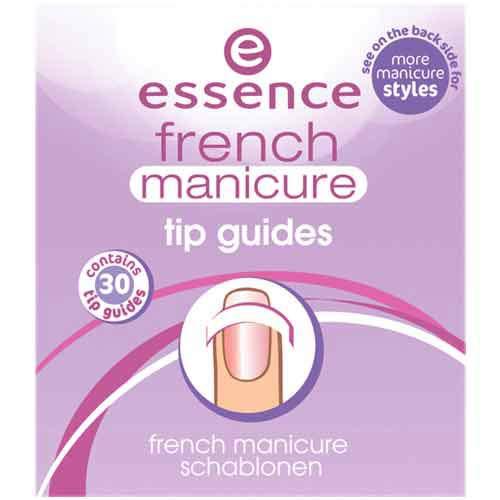 ПОЛОСКИ ESSENCE для французского маникюра 5004Дизайн ногтей<br>Теперь делать маникюр просто и легко. Удобные полоски для создания французского маникюра .<br>