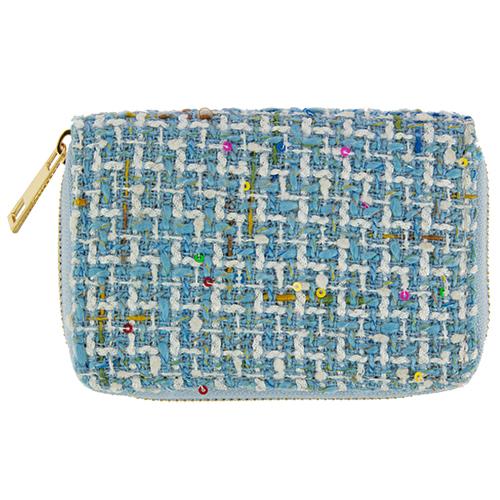 Кошелек LADY PINK BASIC голубой текстильПрочее<br>Яркие кошельки Lady Pink прекрасно дополнят женскую сумочку и позволят Вам выглядеть стильно и модно при любых обстоятельствах!<br>