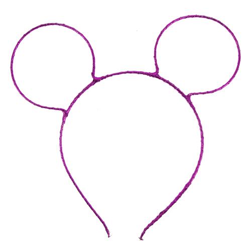 Ободок-уши `MISS PINKY`Прочее<br>Аксессуары для волос MISS PINKY подчеркнут красоту прически вашей маленькой модницы.<br>