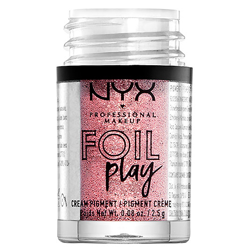 Пигмент для век `NYX PROFESSIONAL MAKEUP` FOIL PLAY кремовый тон 03