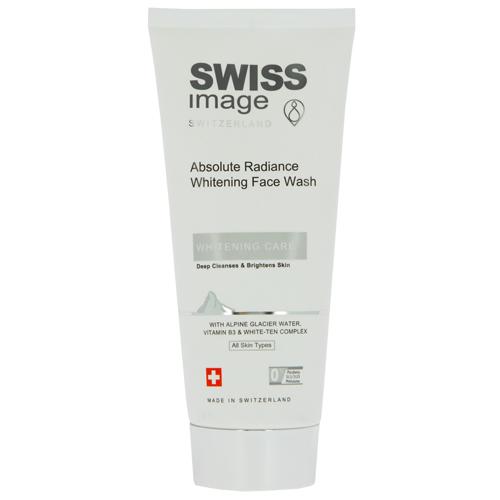 Купить Средство для умывания SWISS IMAGE WHITENING CARE осветляющее выравнивающее тон кожи 200 мл, ШВЕЙЦАРИЯ/ SWITZERLAND