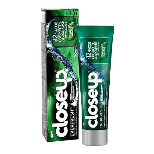 Паста зубная CLOSEUP EVERFRESH Мятный заряд 100 мл