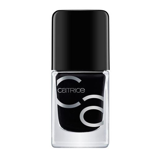 Купить Лак для ногтей CATRICE ICONAILS GEL LACQUER тон 20 черный 10, 5 мл, ЛЮКСЕМБУРГ/ LUXEMBOURG