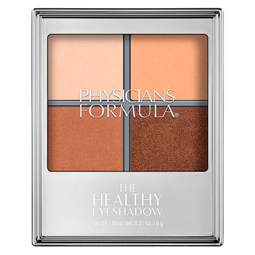 Палетка теней для век `PHYSICIANS FORMULA` THE HEALTHY EYESHADOW тон классический нюд