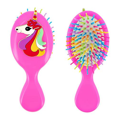Расческа для волос MISS PINKY массажная