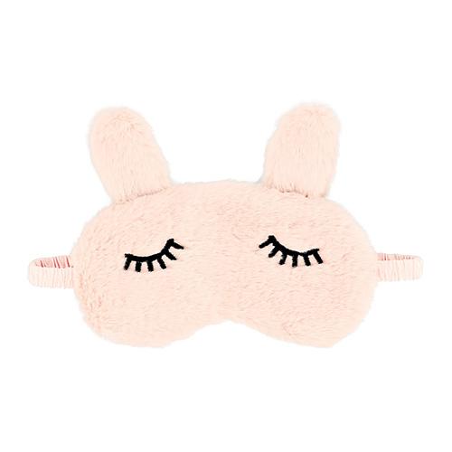 Маска для сна и путешествий DE.CO. FLUFFY bunny фото