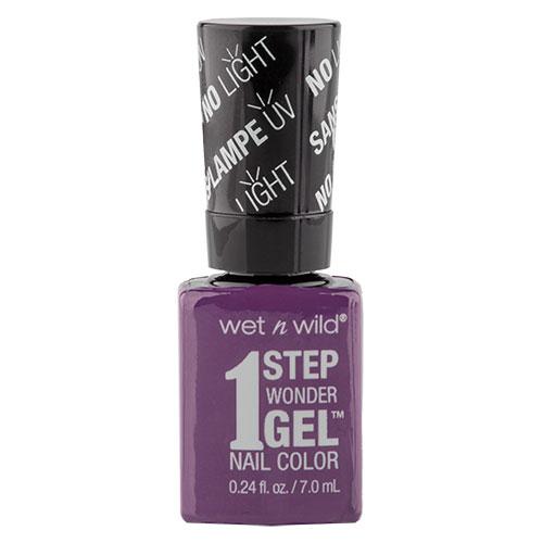 Гель-лак для ногтей `WET N WILD` 1 STEP WONDERGEL тон Е7281 Lavender out loud 7 млЛаки<br>Лак держится до двух недель. Сохнет без использования ультрафиолетовой лампы, легко удаляется и не повреждает ногтевую пластину, не содержит толуола и фталатов.<br>