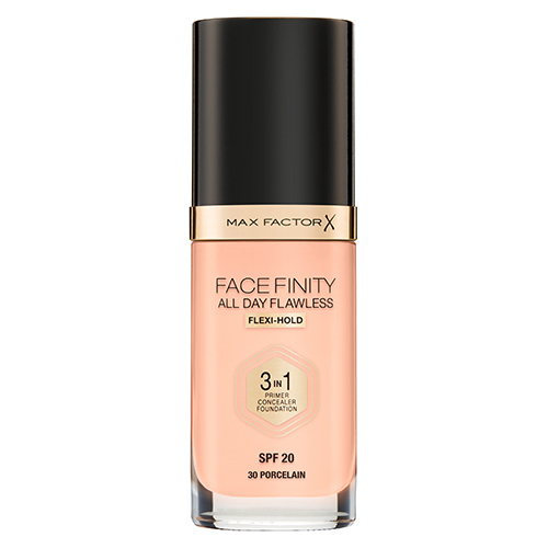 Основа тональная для лица `MAX FACTOR` FACEFINITY ALL DAY FLAWLESS 3 в 1 тон 30