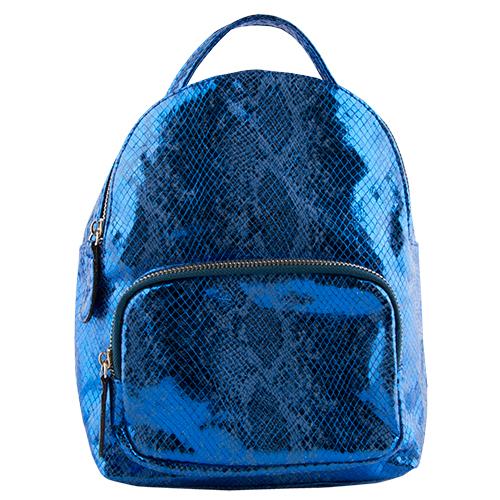 Рюкзак `LADY PINK` синийСумки<br>Рюкзаки давно перешли из разряда спортивных аксессуаров в разряд модных и стильных вещей в современном женском гардеробе.<br>Они являются отличной альтернативой дамским сумочкам, которые не так удобны и комфортны в каждодневном обиходе.  Стильные рюкзаки Lady Pink отлично дополнят любой Ваш образ – не только спортивный, но и в стиле casual, casual smart, и даже в деловом стиле.<br>