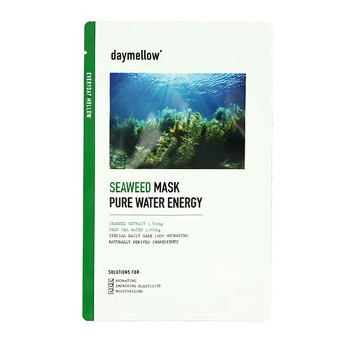 Маска для лица DAYMELLOW с экстрактом морских водорослей увлажнение и эластичность 27 мл