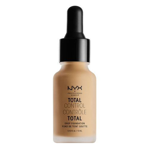 Основа тональная для лица `NYX PROFESSIONAL MAKEUP` TOTAL CONTROL DROP FOUNDATION тон 11 beige
