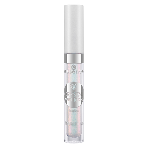 Блеск для губ `ESSENCE` CRYSTAL тон 01