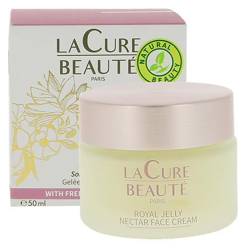 Крем-нектар для лица `LA CURE BEAUTE` с маточным молочком 50 мл