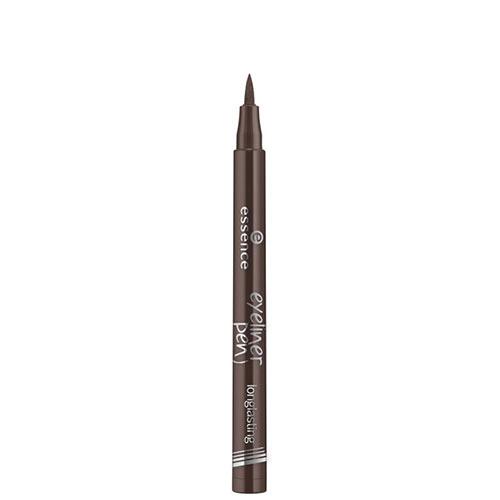 Подводка для глаз ESSENCE LONGLASTING тон 03 коричневая устойчивая фото