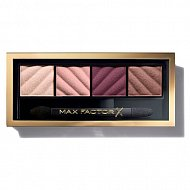 Палетка теней для век и бровей `MAX FACTOR` SMOKEY EYE MATTE DRAMA KIT тон 20 rich roses