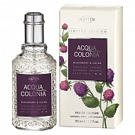 Одеколон `4711 ACQUA COLONIA` RADIANT- BLACKBERRY & COCOA (жен.) 50 мл