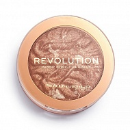 Хайлайтер для лица `REVOLUTION` HIGHLIGHTER RELOADED Time to Shine