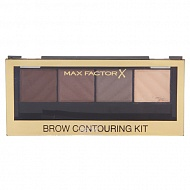 Палетка теней для бровей `MAX FACTOR` BROW CONTOURING KIT
