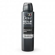 Део-спрей муж. `DOVE` `MEN+CARE` INVISIBLE DRY  150 мл