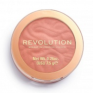 Румяна для лица `REVOLUTION` RE-LOADED тон rose kiss