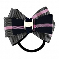 Резинка `LADY PINK` SCHOOL GIRL bow