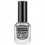 Лак для ногтей `CATRICE` PEELOFF GLAM тон 05 Too Glam To Stay At Home