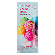 Маска для лица `CANDY O`LADY` Holiday Candy для сияния кожи 20 гр