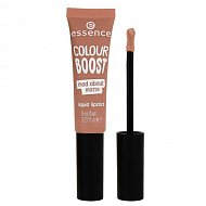 Помада для губ `ESSENCE` COLOUR BOOST MAD ABOUT MATTE тон 01 жидкая матовая