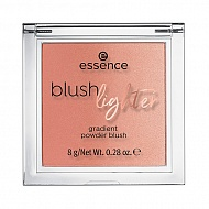 Румяна-хайлайтер для лица `ESSENCE` BLUSH LIGHTER тон 02