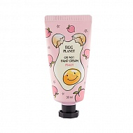 Крем для рук `EGG PLANET` OH MY! HAND CREAM Персик 30 мл