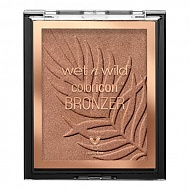 Бронзер для лица `WET N WILD` COLOR ICON тон 739a palm beach ready