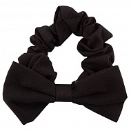 Резинка `LADY PINK` `BASIC` material bow