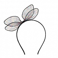 Ободок `LADY PINK` BEWITCHED bow