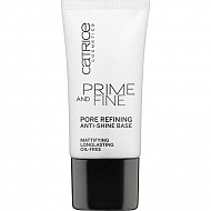 Праймер для лица `CATRICE` PRIME AND FINE Anti-Shine выравнивающая