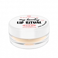 Крем-пилинг для губ `ESSENCE` MY BEAUTY LIP RITUAL шаг 1