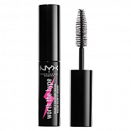 Тушь для ресниц `NYX PROFESSIONAL MAKEUP` WORTH THE HYPE мини
