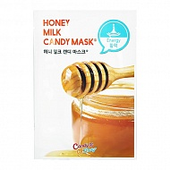 Маска для лица `CANDY O`LADY` Honey Milk Candy энергетическая 20 г