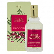 Одеколон `4711 ACQUA COLONIA` EUPHORIZING - PINK PEPPER & GRAPEFRUIT (жен.) 50 мл